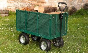 meilleur chariot de jardin
