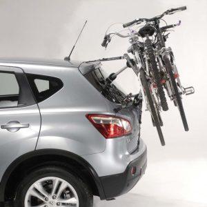 porte-vélo sur coffre ou hayon