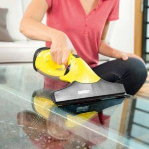 bien utiliser nettoyeur de vitre