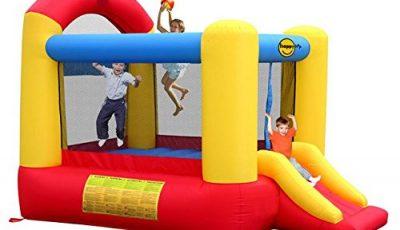 bien choisir un château gonflable pour enfant