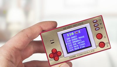 mini console rétro