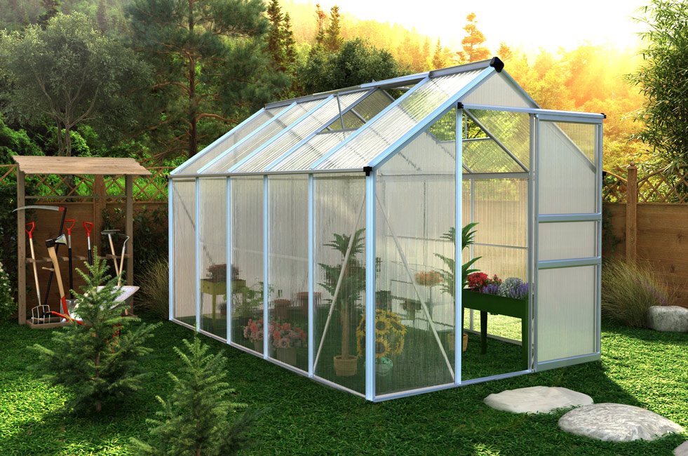 Comment bien choisir une serre de jardin ?