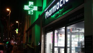 pharmacie de garde ouverte la nuit