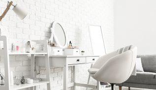 coiffeuse meuble déco très tendance