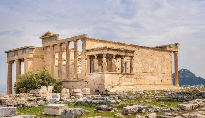 dieux dans la mythologie grecque